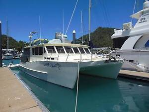 COASTAL CRUISER /  LIVE A BOARD Airlie Beach Whitsundays Area Preview