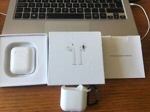 Selling LNIB airpods 2 with wireless charging case!
