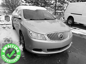 2010 Buick LaCrosse CX| Rem Strt| Pwr Buckets| Clm/Cruise Contro