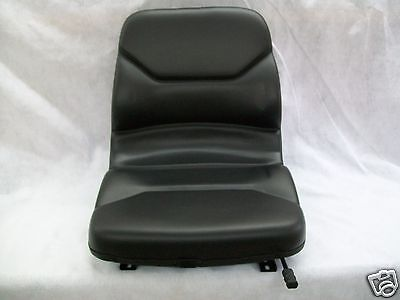 High Back Black Seat Bobcat T110t140t180t190t200t250t300 Skid Steer On