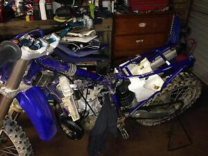 Looking for yz parts Woolgoolga Coffs Harbour Area Preview