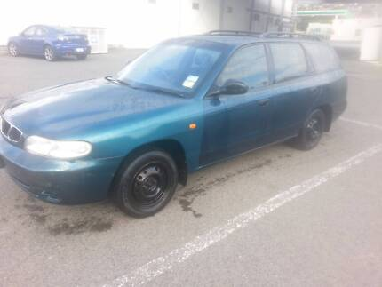 1999 Daewoo Nubira Wagon For Parts Granton Derwent Valley Preview