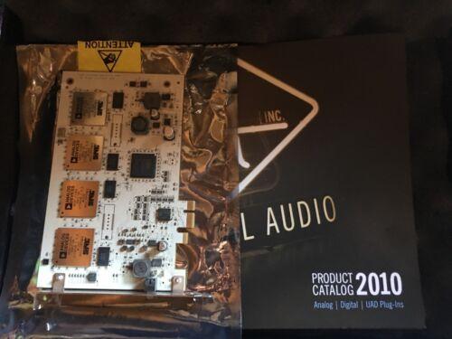 Universal Audio UAD-2 Quad Core DSP Accelerator Card