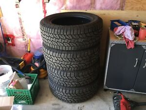 New 275/55/20 Hankook Dynapro ATM's