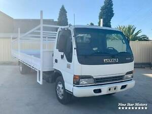 Isuzu NQR 450 Tray Truck with Concreter set up Campbellfield Hume Area Preview
