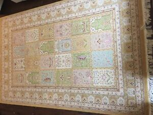 PERSIAN STYLE RUG - MUST GO MOVING SOON