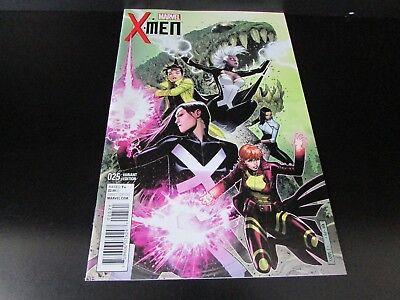 X-Men #25 VARIANT Marvel Comics 1st print (All female team!) Psylocke Phoenix
