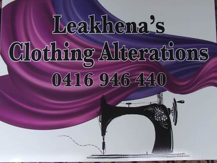 CLOTHING ALTERATIONS