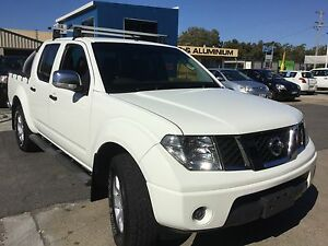 2009 Nissan Navara Dual Cab ST-X 4x4 Ute Ormiston Redland Area Preview