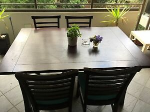 Timber dining table Wahroonga Ku-ring-gai Area Preview