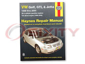 VW Jetta Service Manual