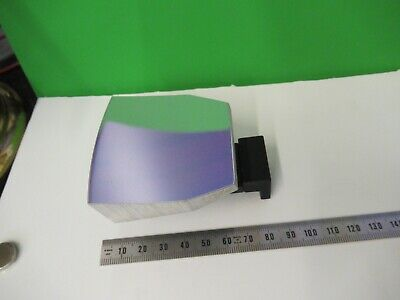 Optical Concave Mirror Aluminum Metal Fair Stained Optics As Pictured 15-a-10