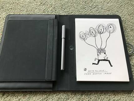 Wacom Sylus and Bamboo Spark iPad cover