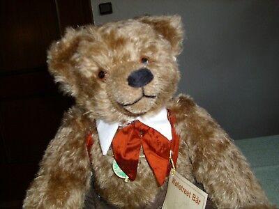 "Teddy Hermann ""Wallstreet Bär"" sehr guter Zustand"