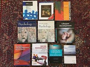 Psychology & Counselling Textbooks Burleigh Waters Gold Coast South Preview
