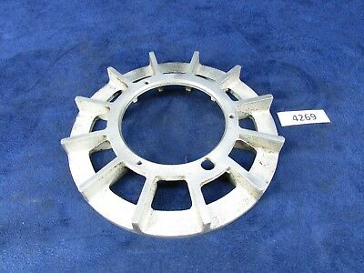 12 Clausing 5914 Metal Lathe Countershaft Pulley Fan 300-002 4269