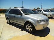 2006 FORD TERRITORY TS AUTO AWD $9990 St James Victoria Park Area Preview