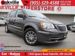2016 Chrysler Town & Country Touring-L | LEATHER | B/U CAM | REM