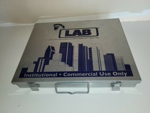 LAB Institutional Commercial Best Pin Kit (A2) Interchangeable Core Work Mat