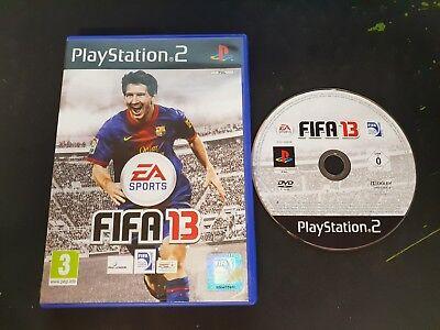 PS2 : fifa 13 (Ps2-fifa 13)