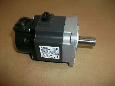 Mitsubishi Electric Ac Servo Motor Hg-kn23j  200watt  3000rpm  Used