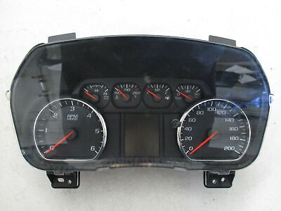 2014 Chevrolet Silverado 1500 Speedometer Speedo Cluster Gauge 97k Miles OEM