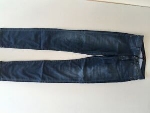7 For All Mankind Super Skinny B(air) Stretch Jeans