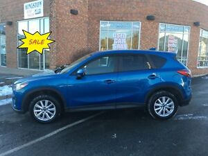 2014 Mazda CX-5 GS AWD w/ Sunroof, Backup Camera, Power Seat