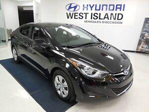 Hyundai Elantra L+ 1.8L, 4 portes, automatique