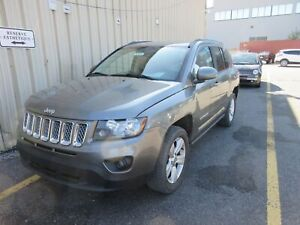 2014 Jeep Compass NORTH CUIR, MAGS, B.CHAUF