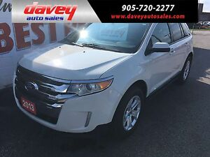 2013 Ford Edge SEL *BACK UP CAMERA, NAVIGATION, HEATED POWER...
