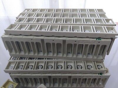 Sysmex Sample Rack For Xe Automated Coagulation Analyzer Lot Of 20 Units