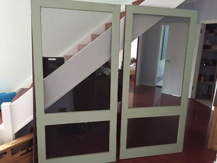2 stegbar fly screens 2030x990 and runners