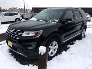 2016 Ford Explorer XLT, Leather, SunRoof, 4x4