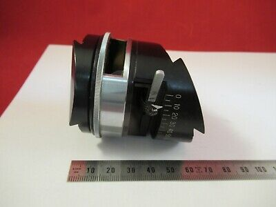 Zeiss Polmi Germany Adapter Pol Polarizing Microscope Part As Pic 12-a-10