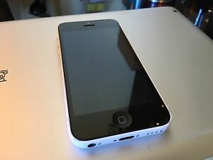 iPhone 5c 16GB White Bell/Virgin Mobile