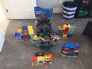 Imaginext Buildings