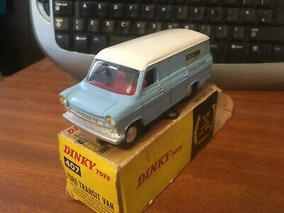 Dinky 269 272 286 407 Ford Transit MK2 Van Reproduction Side Cargo Door Late
