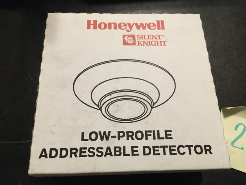 HONEYWELL SK-HEAT-W LOW PROFILE ADDRESSABLE DETECTOR