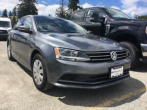 2015 Volkswagen Jetta 2.0L Trendline LOW KM'S, NO ACCIDENTS,...