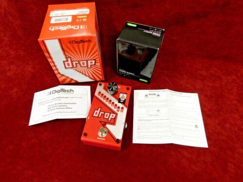 DigiTech DROP Polyphonic Drop Tune Pedal! *Shop Demo Warranty!