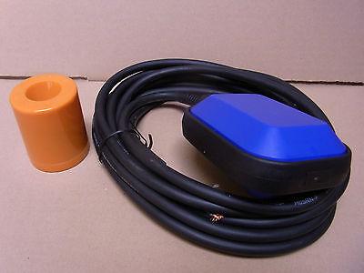 250V Schwimmerschalter 5m Kabel Schwimmschalter Pumpe zum Befüllen Entleeren NEU