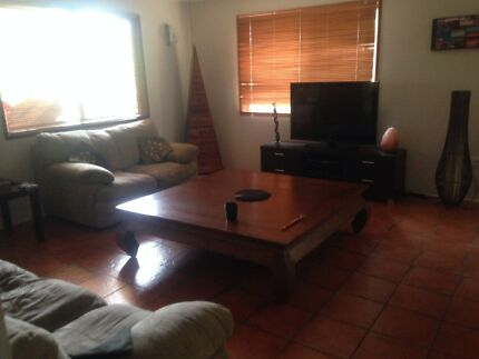 Room for rent, share bathroom and lounge room fully furnished. West Gladstone Gladstone City Preview