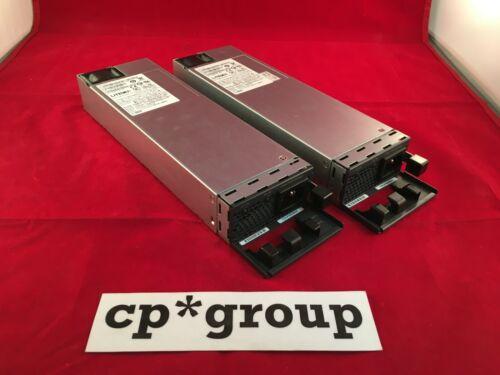 LOT OF 2 Cisco 350W Power Supply for 3560-X & 3750-X Switches C3KX-PWR-350WAC