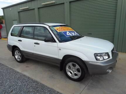 Wanted: 2004 Subaru Forester Wagon 2.5 automatic wagon