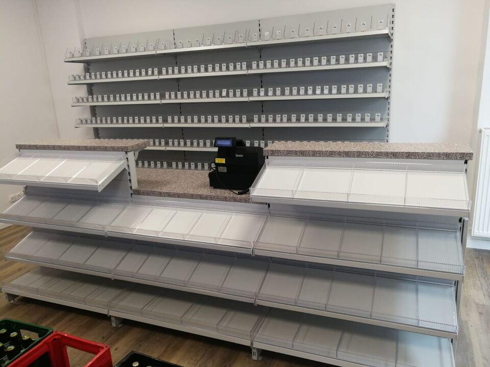 Zigarettenregal 3,5m Verkaufstresen 3m Ladeneinrichtung komplett in Berlin