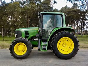 Late model 2012 John Deere 6230M Premium 4x4 95hp Agricultural Farm Tractor Austral Liverpool Area Preview
