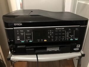 Epson Printer - Workforce 633
