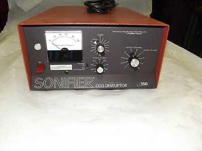 Branson Sonifier Model 350