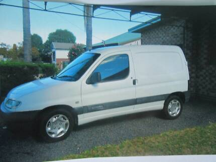 2000 Citroen Berlingo Van/Minivan - good conditon, well serviced West Perth Perth City Preview